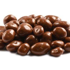 Chocolade rozijnen (melk/puur/yoghurt)
