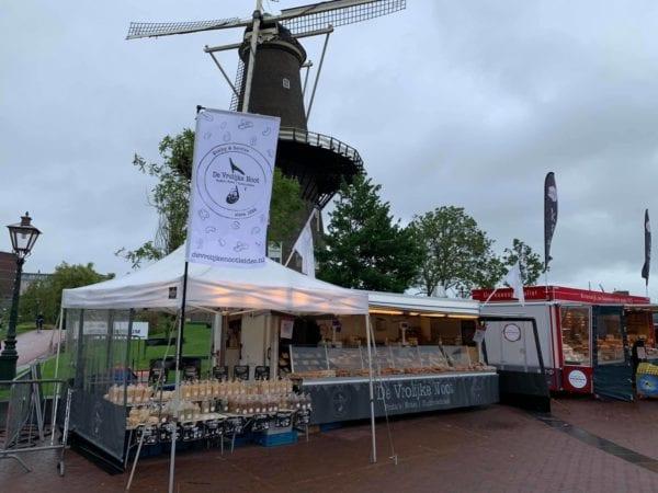 Woensdag: Leiden - Centrum (Lammermarkt)