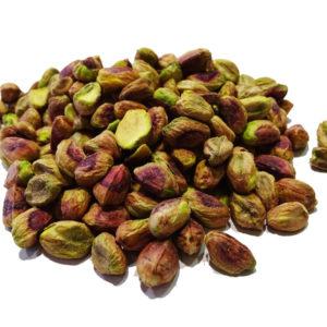 Pistache noten gepeld