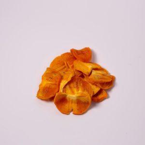 Kaki fruit gedroogd-ongezoet